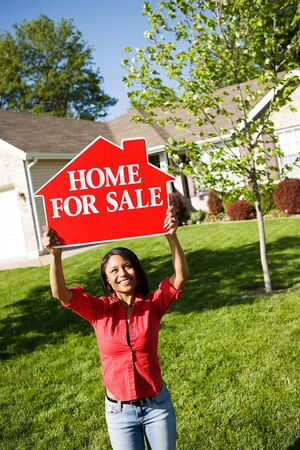 Home: Woman Wants to Sell House