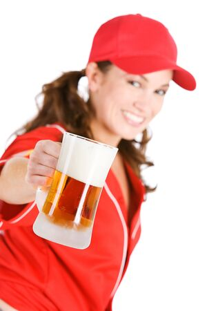 here's: Baseball: Heres to Beer and Baseball