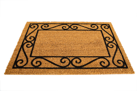 doormat: Door Mat: Blank Doormat To Insert Your Own Words