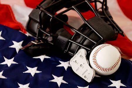 an umpire: Baseball: Baseball and Umpire Equipment