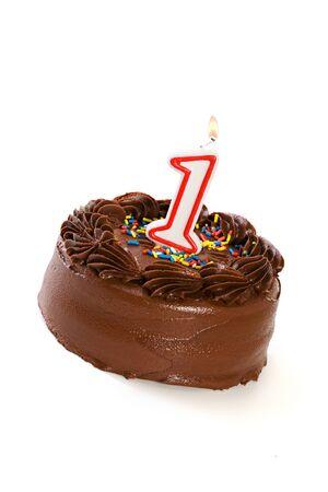 1st birthday: Cake: Cake to Celebrate 1st Birthday
