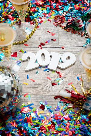 Great background series for New Years Eve.  Some for 2019.  Easy to add text to.