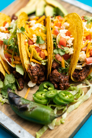 Series featuring United States take on Mexican food for Cinco De Mayo.