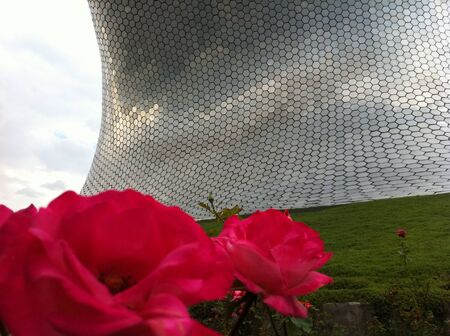 modern: Soumaya Museum in Mexico City