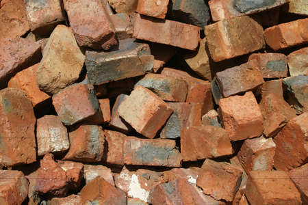 building material: discarded building material