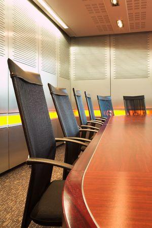 El interior de una oficina moderna Foto de archivo - 442271