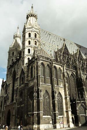 dom: St Stephens DOM, Vienne, Autriche
