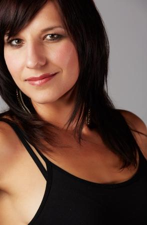 sexy mature women: Beautiful and mature adult caucasian woman