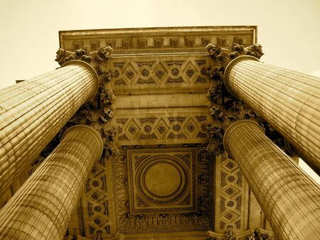 Le Panth�on, Paris