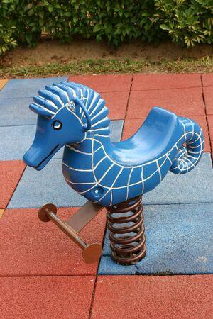 spring horse Stock Photo - 11233672