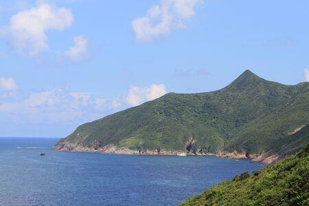 coastal feature: Coastal scenery