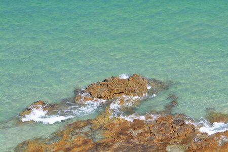 coastal feature: Coast Stock Photo