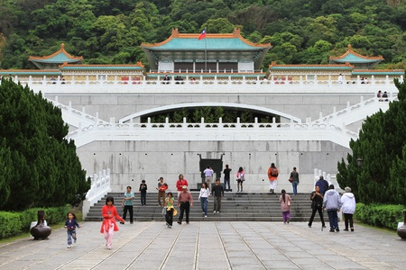Taipei National Palace Museum 新聞圖片