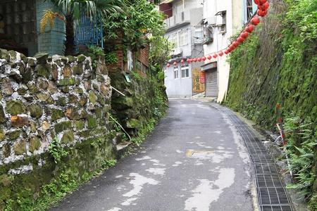 Jioufen walkway
