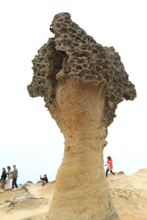 pot hole: Yehliu Geopark