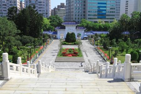 chiang kai shek memorial hall: Chiang Kai Shek Memorial Hall  Editorial