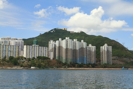 hong kong  Coastline photo