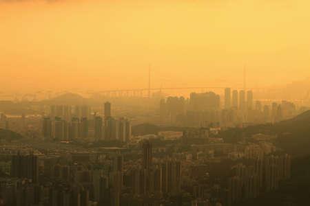 hong kong  Cityscape Stock Photo - 11316019