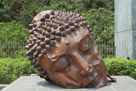 Buddha head Stock Photo - 13279287