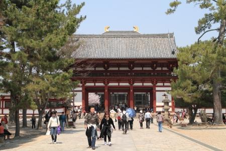 nara: nara temple