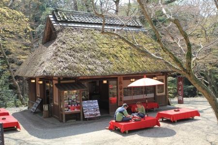 tea house: nara tea house