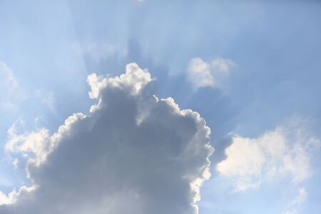 cloudy day Stock Photo - 13500926