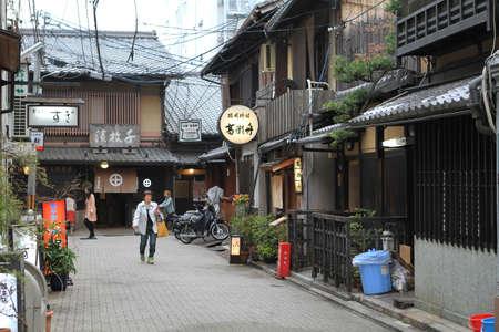 Kyoto City Stock Photo - 17585869