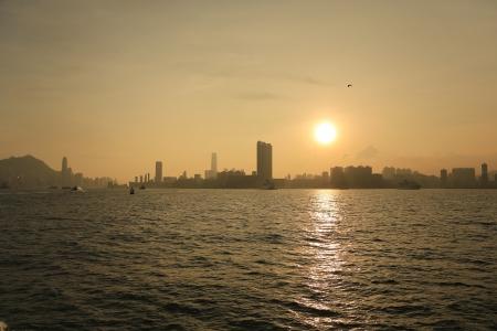 hong kong  Coastline Stock Photo - 16607272