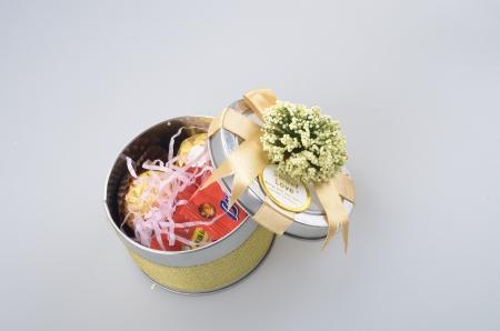 Flower Gift box photo
