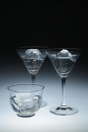 ice water Stock Photo - 15162082