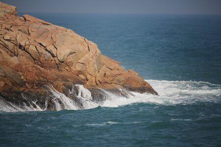 hong kong  Coastline Stock Photo - 15664809