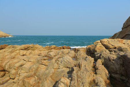hong kong  Coastline Stock Photo - 15568447