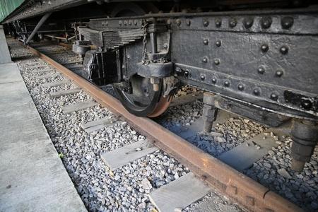 railtrack: rail