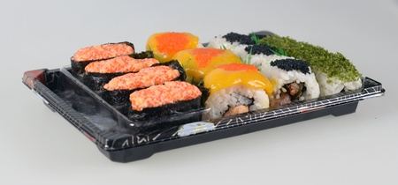 Japanese Sushijapanese Sushi  photo
