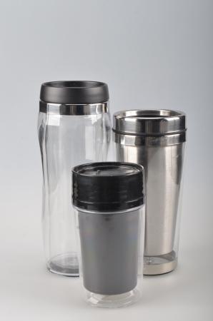 insulated: mugs Stock Photo
