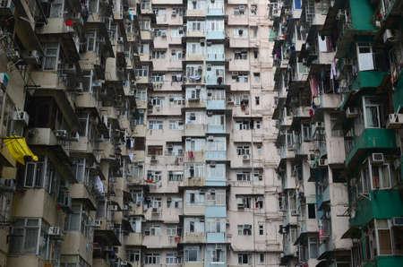 hong kong flat photo