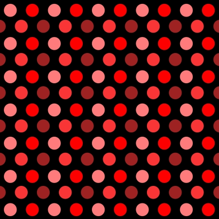 red dot Stock Photo - 19446389