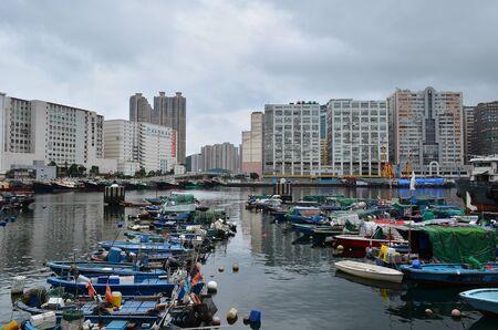 wan: chai wan typhoon shelter