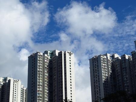 tseung kwan O, hong kong Stock Photo