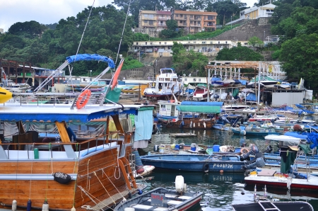 Sai Kung  Stock Photo - 20288908