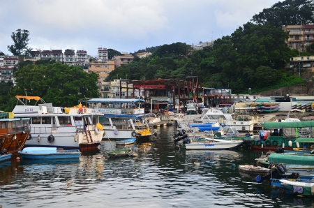 Sai Kung  Stock Photo - 20288901