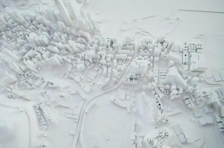 city model Stock Photo