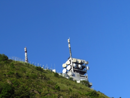 Kowloon Peak or Fei Ngor Shan photo