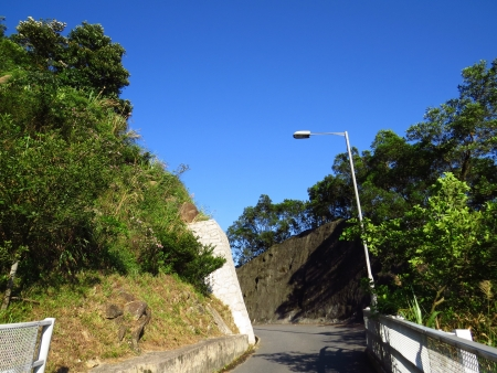 non marking: Kowloon Peak or Fei Ngor Shan road