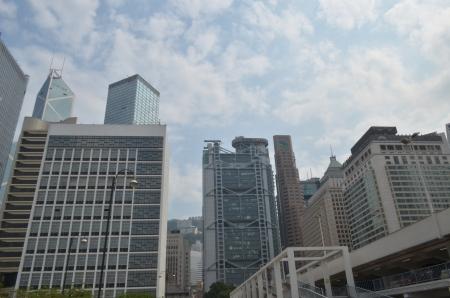 香港中心 報道画像