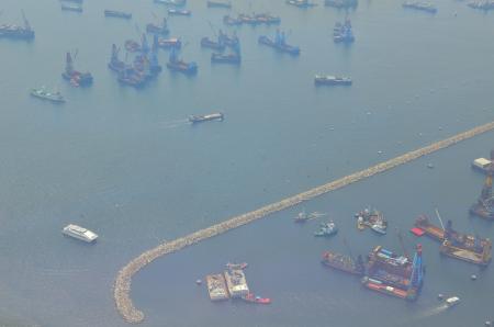 pollution air: la contaminaci�n del aire en hong kong Editorial