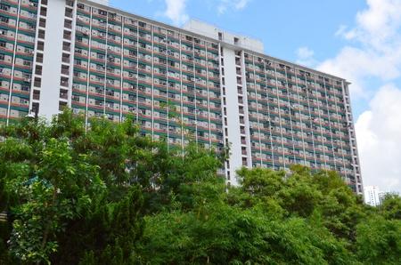 hong kong public housing  Chuk Yuen