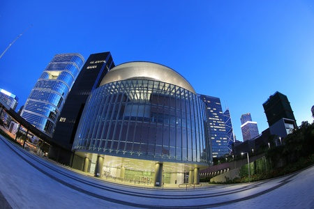 central government: Hong Kong Central Government Complex Editorial