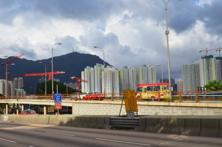 administratively: clear water bay sai kung at hong kong
