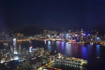 尖沙咀,香港 版權商用圖片